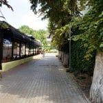 Jadoo Garden, restaurant cu bucatarie italiana clasica pe Clucerului