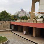 OPUS, terasa de la Teatrul National din Bucuresti