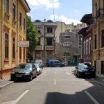 Piata Rosetti cu restaurantele Amada, Casa cu Tei, cafenea Legere