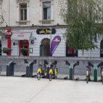 Piata Universitatii din Bucuresti spre Strada Doamnei