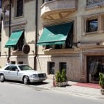 Strada CA Rosetti, cu Hotel Scala si Repertorium Gourmet, Coffee Hub si altele