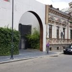 Strada George Enescu, Hotel Mercure, Oriflame, restaurantul Savart, Uniter...