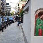 Strada George Enescu - Primus, Terminus, Biserica Alba, Hotel Mercure, Savart si altele