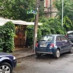 Strazile Radu Cristian si Bolintineanu, cu restaurantul de peste Amada