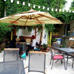 Teahouse 5, ceainarie boema pe strada Olimpului din Bucuresti