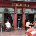 Terminus, pub cu mancare romaneasca, fratele lui Primus