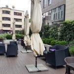 Winestone, restaurantul Hotelului Mercure din Bucuresti