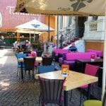 Barrio, restaurant cu terasa la Piata Amzei in Bucuresti