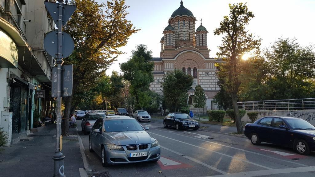 Biserica Elefterie din Cotroceni
