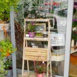 Cafe de Fleurs, florarie cu cafenea in Barbu Vacarescu