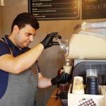 Coffee Lab, Panini & Cafe, cafenea partener Origo inspre Calea Victoriei