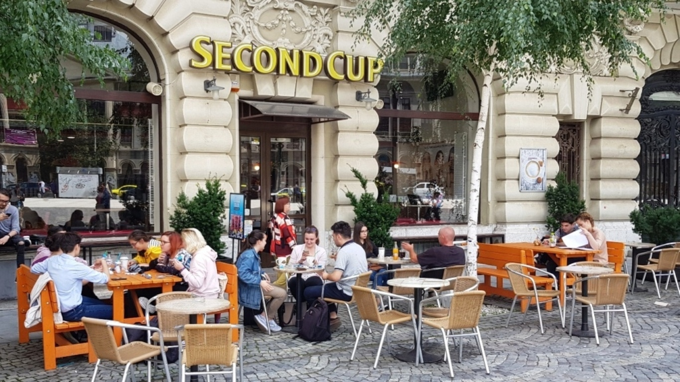 Second Cup Universitate Restocracy