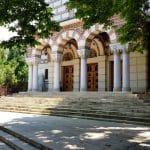Cotroceni la Biserica Sfantul Elefterie, cu restaurantul Museum, Roland si altele