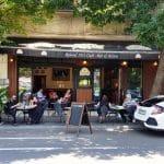 Roland Cafe 1811, cafenea si mic bistrou in Cotroceni la Piata Operei