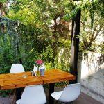 Glucoza Bar & Terrace, terasa de vara la Hotelul Caro