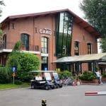 Hotel Caro cu restaurantele La Vitrine si Clasic, Terasa Glucoza si winebarul 1000 de Chipuri