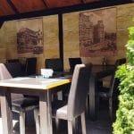 La Senna, fostul restaurant Casa Boema pe Nicolae Caranfil