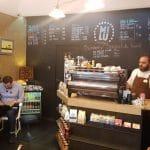 Milu Cafe, cafenea boema langa magazinul Cocor din Bucuresti
