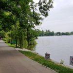 Parcul Herastrau din Bucuresti, cu multe restaurante si terase - Nuba, Aperitivo si altele