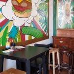ReModelier, bistrou boem de hamburgeri si salate in strada Gina Patrichi