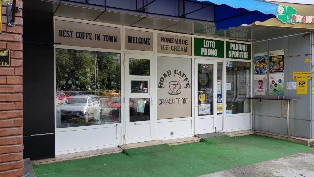 Road Coffee, cafenea pe Stefan cel Mare in Bucuresti