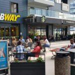 Starbucks Coffee cladirea Upground Pipera