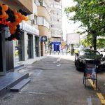 Stefan cel Mare intre Polona si Dorobantilor, la cafenelele Nedelya si Road