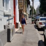 Strada Gina Patrichi, fosta Orlando, cu ReModelier si Coffee Lab
