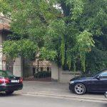 Casa lui Andrei Plesu de pe strada Paris
