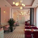 Cismigiu - Bistro la Etaj, restaurant la ultimul nivel al Hotelului Cismigiu