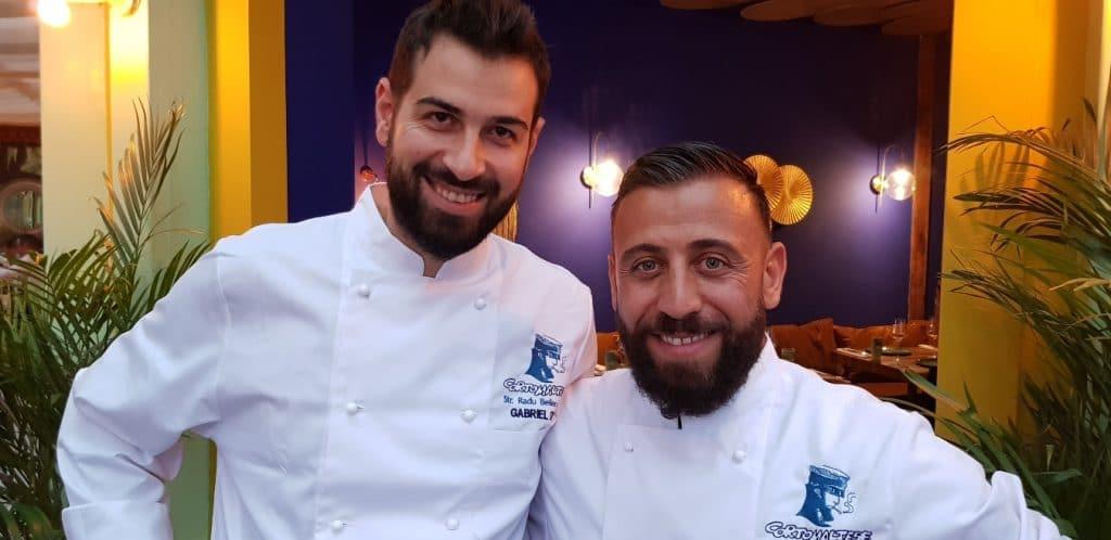 Corto Maltese, restaurant mediteranean multicuisine la deschidere