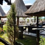 La Plage Club si Buddha Bar, terasa in club cu piscina in Otopeni