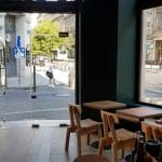 Meron, cafenea in Centrul Vechi, pe Brezoianu aproape de Palatul Universul