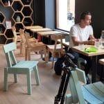 Meron, cafenea si cafegii in Brezoianu, langa Palatul Universul