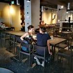 Starbucks Reserve Clover, cafenea pe strada Lipscani din Centrul Vechi al Bucurestiului