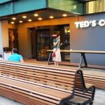 Ted's Coffee Co, cafenea la Piata Floreasca