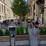 Vibes 19, restaurant cu bucatarie urbana moderna in Centrul Vechi