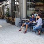 Taupe Bistro Caffe in Bulevardul Magheru din Bucuresti, bucatarie internationala