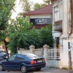 Bulevardul Marasesti, pe la restaurantul The Temple Social Pub