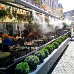 Grand Cafe Van Gogh, cafenea & bistrou cu terasa in Centrul Vechi