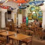 Grand Cafe van Gogh, cafenea bistro in Centrul Vechi