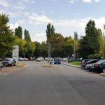 Ramada Parc, Ramada Plaza, Crowne Plaza in bulevardul Poligrafiei
