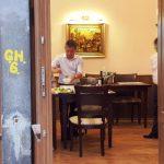 Toans Viet Nam, restaurant vietnamez in Centrul Vechi, in fosta cladire a Bursei