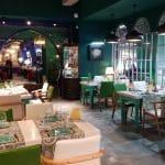 Mandaloun, restaurant libanez si international in Nicolae Caranfil