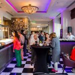 Wine & Tapas Party @ Cafe Athenee