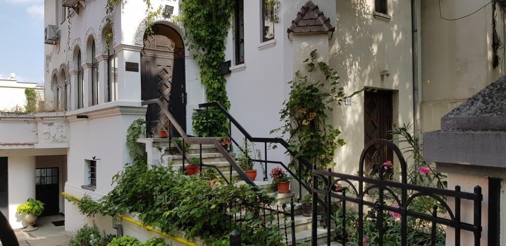 Casa interbelica in Bucuresti