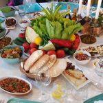 Cina libaneza memorabila pregatita de Mohamed Murad la restaurantul Mandaloun
