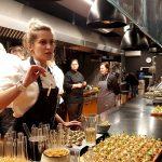GastroLab, restaurant la Piata Victoriei din Bucuresti, la parterul caldirii de birouri Aviatorilor 8