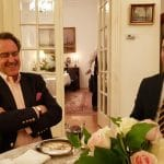 O cina chiliana memorabila la familia Menchaca Pinochet