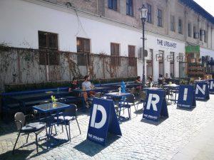 The Urbanist, cafenea, cocktail bar & store in Centrul Vechi al Bucurestiului